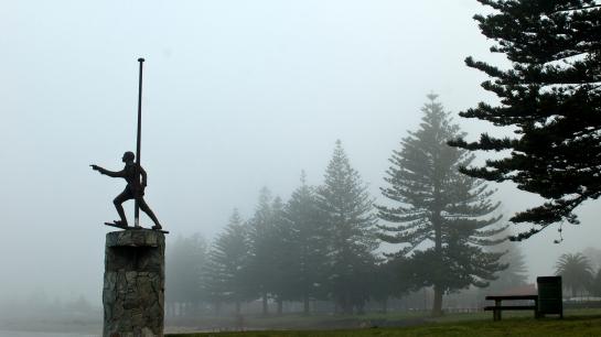 Waikanae fog