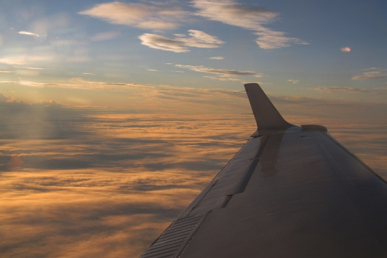 sunrise skimming
