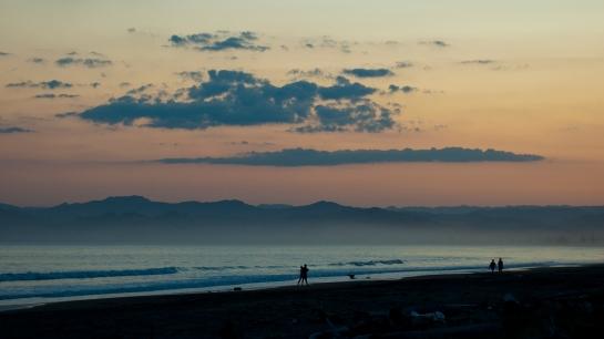 Town sunset_pano 0030