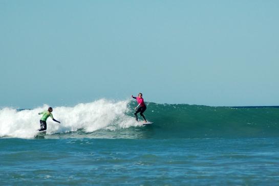 shared wave