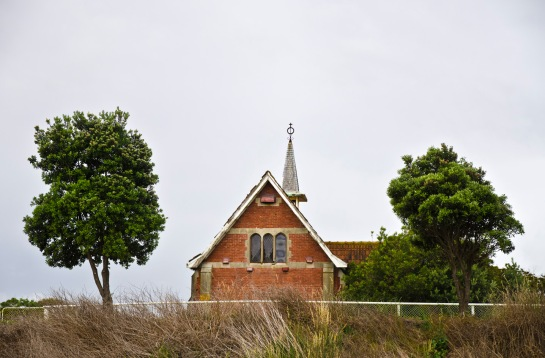 Waipiro church