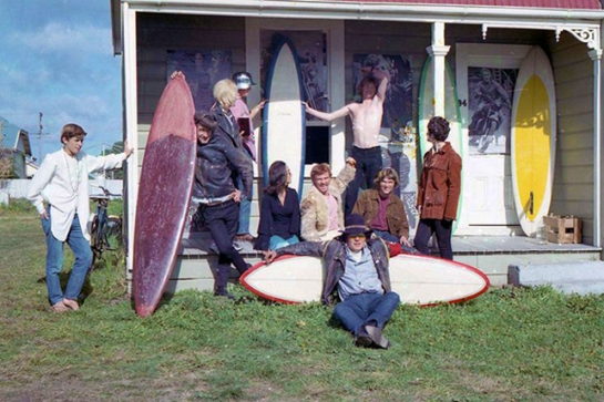 Surfboards Gisborne