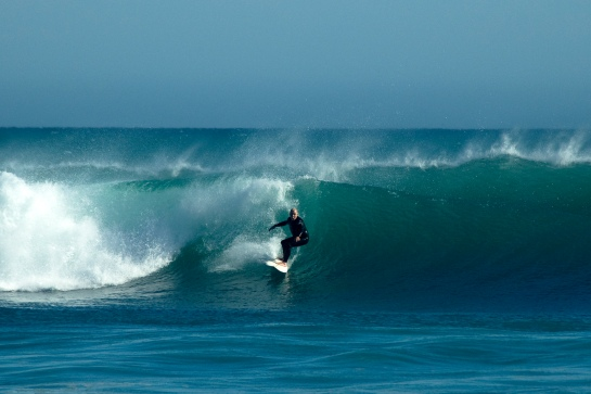 Benny Hutchings, Island