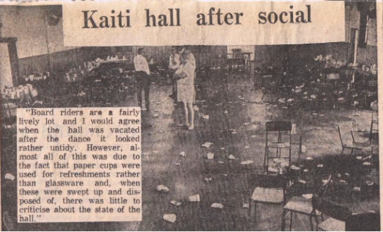 Kaiti hall news