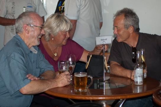 Lumpy, Gail, Chris