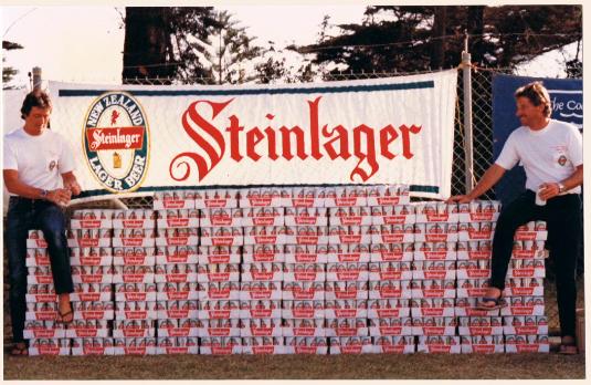400 dozen beer